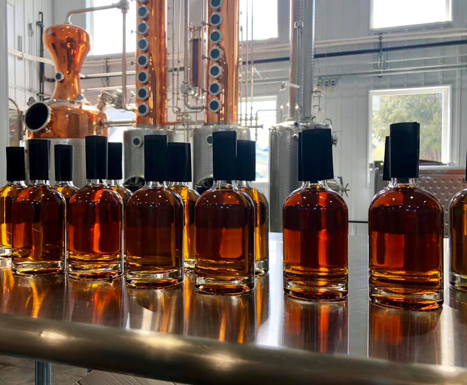 Harmony Spirits Bourbon Release Party