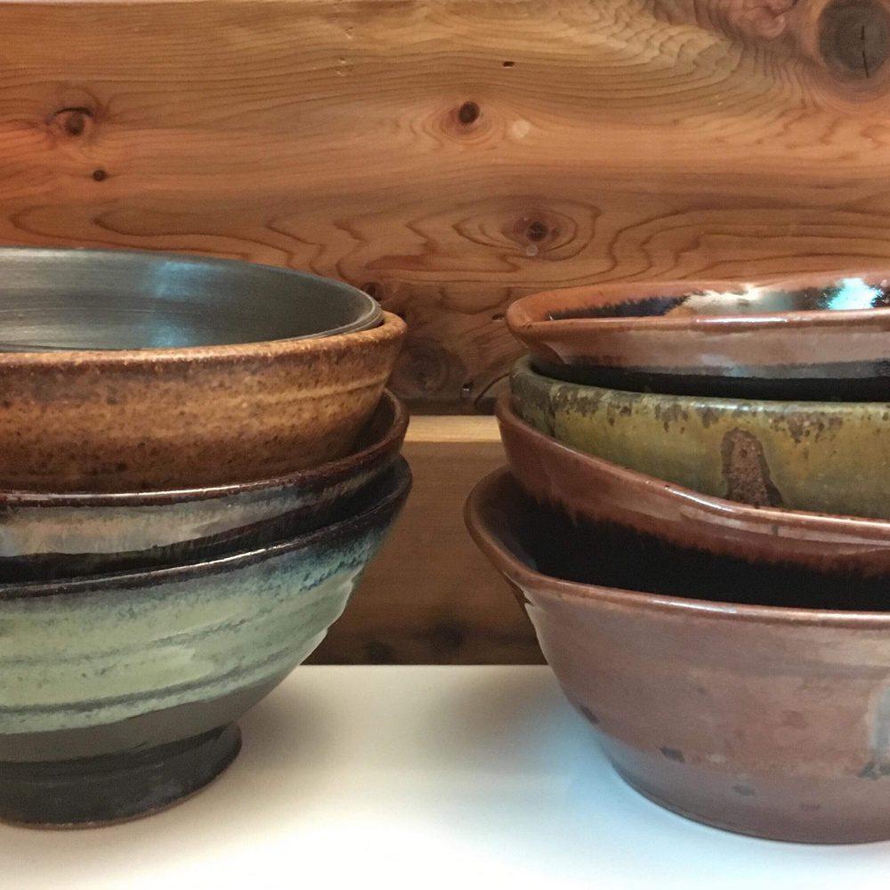 Empty Bowls- Harmony