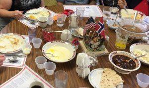 Authentic Norwegian Dinner